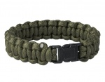 Bransoletka Paracord Helikon Survival Olive