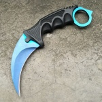 Counter Karambit CLAW BLUE