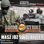 Bilet  Borne To Strike Paintball BIG GAME 2017